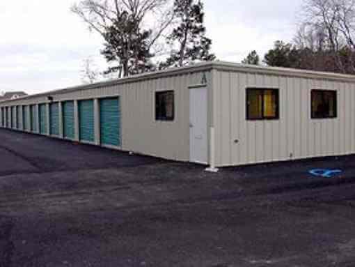 Self Storage Units at Sawnee Storage
