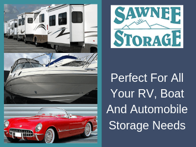 RV, Boat & Automobile Storage